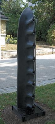 Skulptur von Kunihiko Kato
