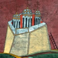 Russland • Andreij Borisovic Gennadev • Festung