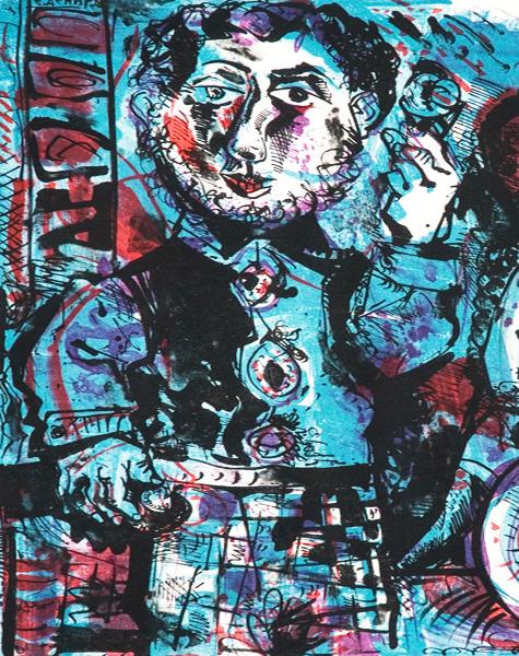 Georgien • Edmond Dermandjan • Komposition III