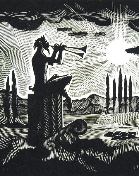 Ukraine • Dimitri Spiridonowitsch Bisti • Illustration zu Vergil