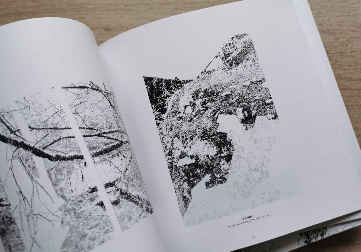 Draußen, Katalog, T-Zone, Sara Möbius