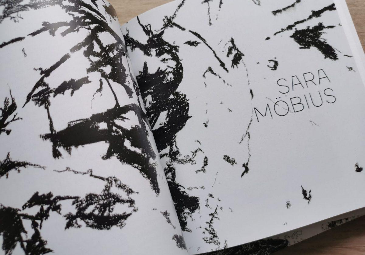 Draußen, Katalog, Titelblatt, Sara Möbius